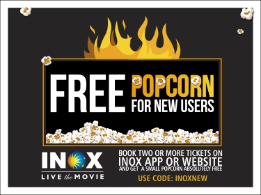 Book Movie Tickets | Movie Tickets Online - Inox movies