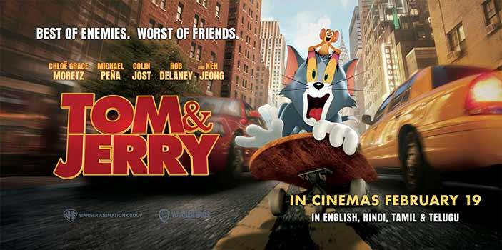 Tom And Jerry English