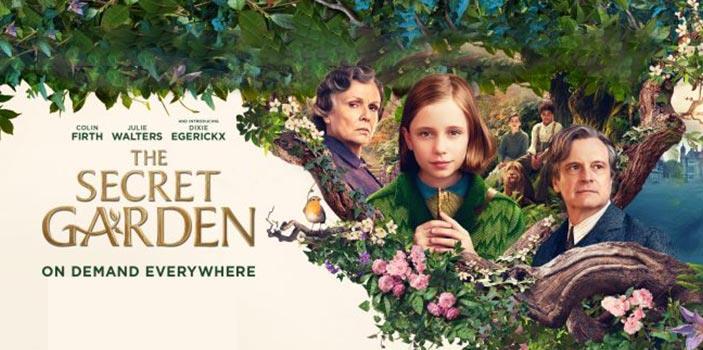 The Secret Garden English