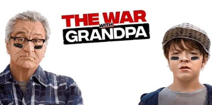 The War With Grandpa English