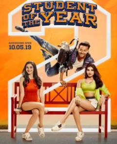 Student Of The Year 2 Hindi