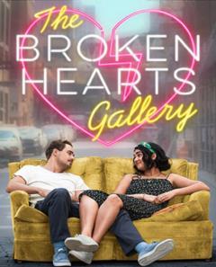 The Broken Hearts Gallery English